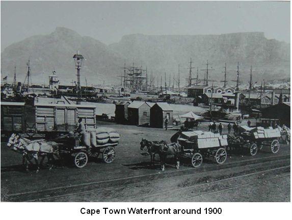 Cape of Good Hope - History