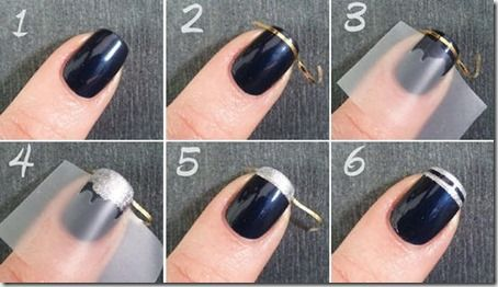 tutoriale manichiura 1