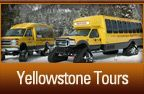 Yellowstone National Park Vacations - Must see stops: include stops at Madison Junction, Fountain Paint Pot, Fountain Flat Road, Biscuit Basin, & Old Faithful
