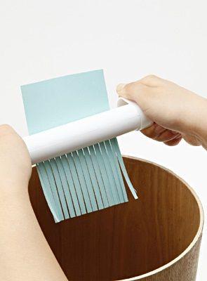 cool handy office supplies. MUJI Handy Shredder Cool Office Supplies S