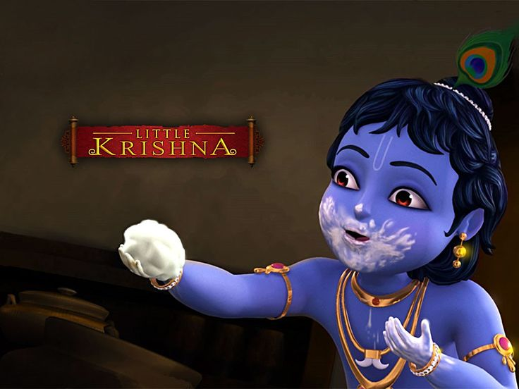 little krishna hd 1080p hindi video