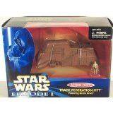 Star Wars Episode 1 Trade Federation MTT Featuring Battle Droid