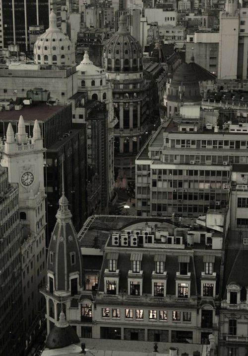 Old Buenos Aires | Argentina (by Lady Smirnoff)