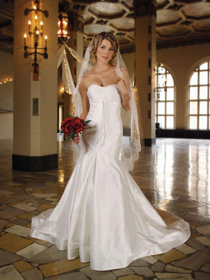 270 besten Mermaid Wedding Dresses Bilder auf Pinterest ...