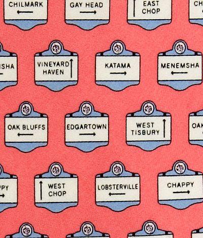 Signs of Martha's Vineyard
