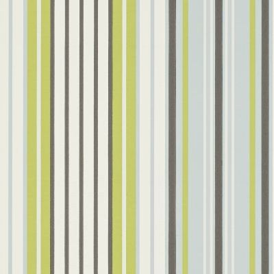 Bardez (110668) - Harlequin Wallpapers - A vibrant, classic Harlequin stripe which can be hung both vertically and horizontally. Shown here in pebble and seaglass. Other colourways are available. Please request a sample for a true colour match. Free pattern match product. Paste-the-wall product.