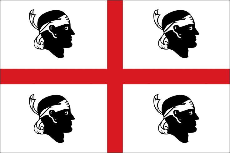 Bandeira da Sardenha