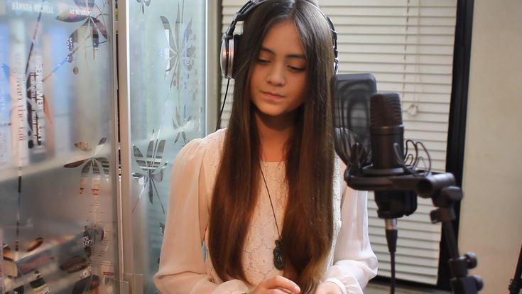 """Say Something"" A Great Big World & Christina Aguilera (Cover by Jasmine... WHY ISN'T THIS KID FAMOUS ALREADY."