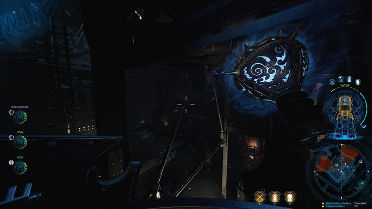 Some screenshots I took from the Space Hulk: Deathwing beta http://ift.tt/2gvPBtO