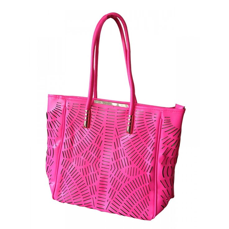 All That Glitters Pink Bag
