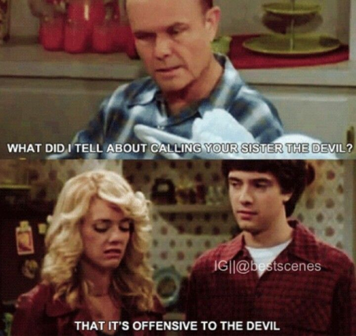 Haha!! #that70sshow