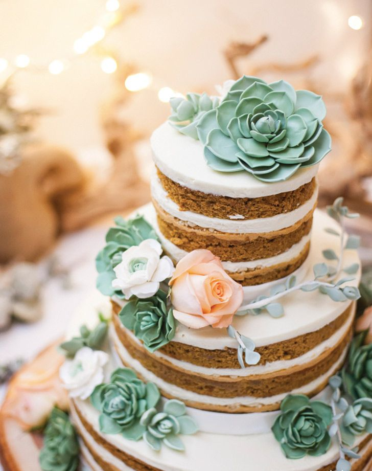 7 Wedding-Cake Trends That Will Make Your Mouth Water #RueNow