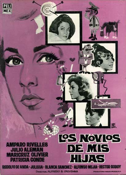 Los novios de mis hijas (1964) de Alfredo B. Crevenna - tt0272219