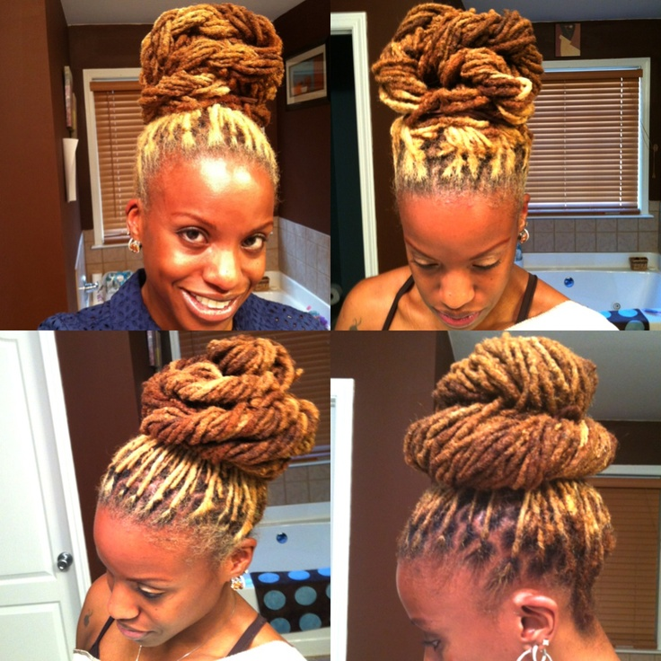351 Best Images About African American Locked Formal And