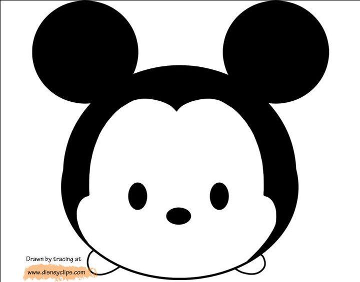 Les 36 Meilleures Images Du Tableau Coloriage Tsum Tsum Sur Pinterest