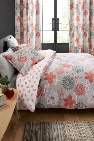 Buy Bold Floral Red Bed Set online today at Next: New Zealand