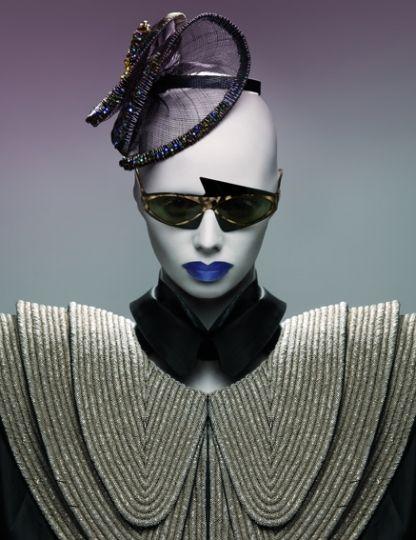 Inspiration for beauty shoot