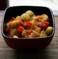 Fantastyczny gulasz z ziemniaków / gulasz ziemniaczany (dieta wegańska)