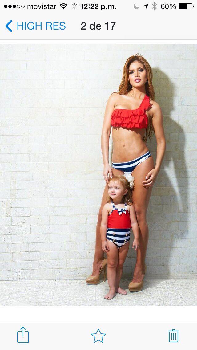 mothers daughters sexy bikinis