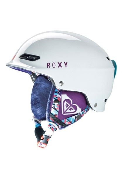 Roxy powder power ski helmet, 70 - Stylish Ski Wear