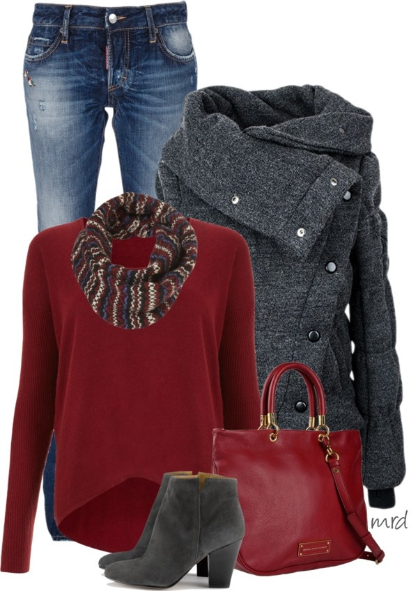 """""""Bundle Up!"""" by michelled2711 on Polyvore"""