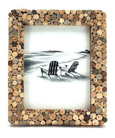 Oriental Trading Wood Craft Camp Frame