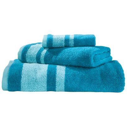 Room Essentials Stripe 3 Pc Towel Set Apartment Ideas Pinterest
