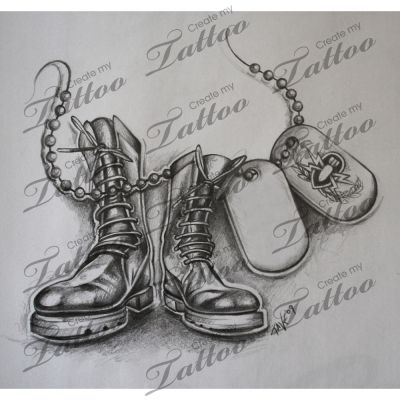 17 Best Images About Military Tattoo Designs On Pinterest