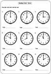 Great free worksheets for math -- comparing bigger/smaller to telling time, etc.