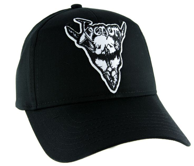 Venom Black Metal Hat Baseball Cap Alternative Clothing Heavy Music