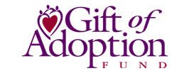 Gift of Adoption Fund (Grants range from $1,000 to $7,500 while the average grant award is $3,500. Can apply once homestudy is complete.)