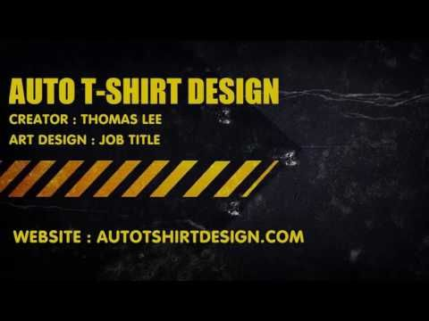 Auto T-shirt Design Software Review and Bonuses  Auto T-shirt Design Software Review and Bonuses Download Auto T-shirt Design Software with HUGE BONUS : http://ift.tt/2guzv1V Auto T-shirt Design Software Reviews and Bonus by Thomas Lee - Mass Scaling T-shirt Art Design TOOL This Auto T-shirt Design Software Can Help You Scale Bulk T-Shirt Design When You Reach Potential Sale Design. You can add multi images to be changed according to the text you import to help you save time. My name is…