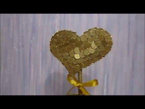 "Денежное дерево "" Плод изобилия"" - YouTube"