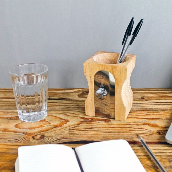 17 best ideas about desk tidy on pinterest paper boxes pencil organizer and origami paper - Pencil sharpener desk tidy ...