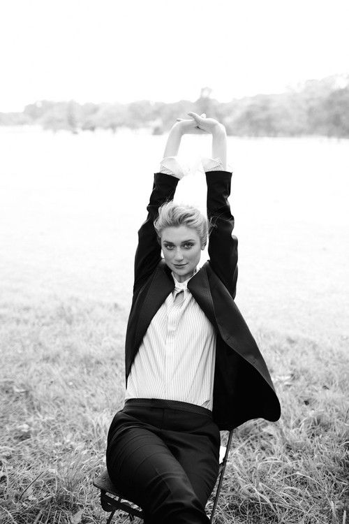 fuckyeahhotactress: Elizabeth Debicki, photographed by Justin Ridler for 10 magazine, #46 S/S 2013.
