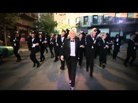 In December of 2013, DeGeneres debuted her first Oscars trailer, which was as full of song and dance as anyone could have hoped. ~ DeGeneres will host the 86th Academy Awards on Sunday, March 2.
