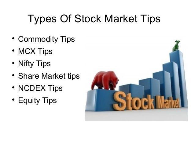 Types of Stock Market #Tips... #stockmarket