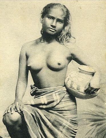 Sri Lankan Rhodiya, via Old Indian Photographs.