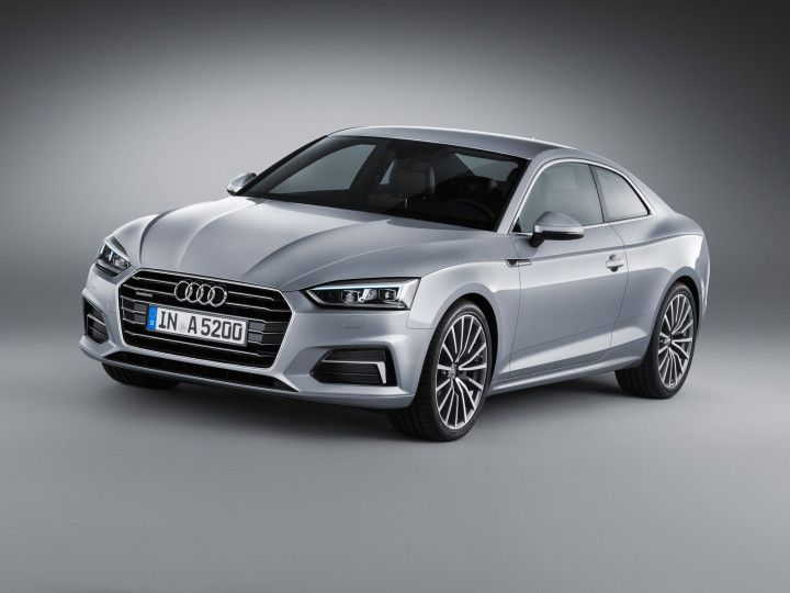 New Audi A5 Coupé: the design