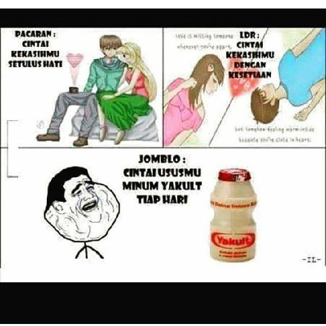 Kasihan jomblo Meme and Jokes