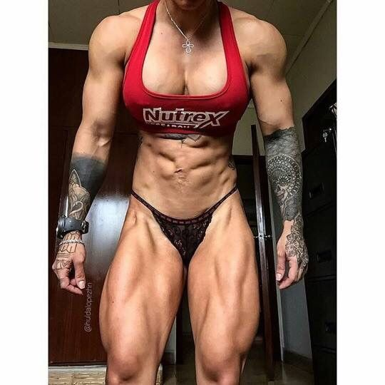 347 Best Images About Muscle Girls On Pinterest
