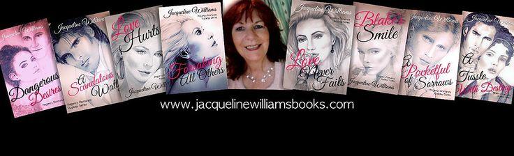 jacquelinewilliamsbooks.com. Romantic | Jacqueline Williams Books