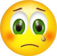 sad happy face