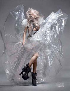 vestidos de plastico - Buscar con Google