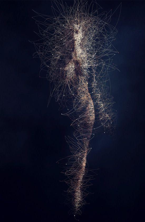 Libertine Issue 1 Contributor: Bruno Vergauwen - Body Microbes http://www.interestedwomen.com/
