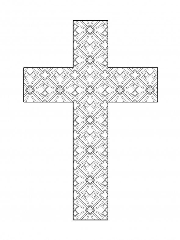 28 best images about vbs crafts on pinterest coloring for Coloring pages of cross