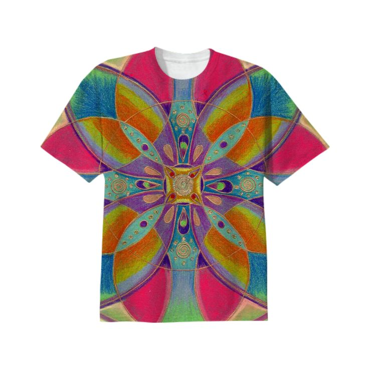 Positive T-shirt from Print All Over Me
