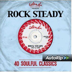 Island Presents: Rock Steady #christmas #gift #ideas #present #stocking #santa #music #Island #records #reggae