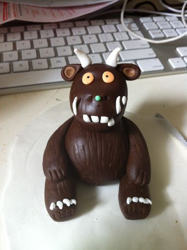 Gruffalo party: How to make a Gruffalo