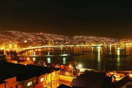 Échale un vistazo a este increíble alojamiento de Airbnb: Alojamiento Pataguas en Valparaíso